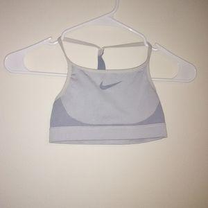 Nike Dri-Fit girl sport bra size M